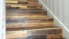 Diy Old Pallet Stairs Ideas Make