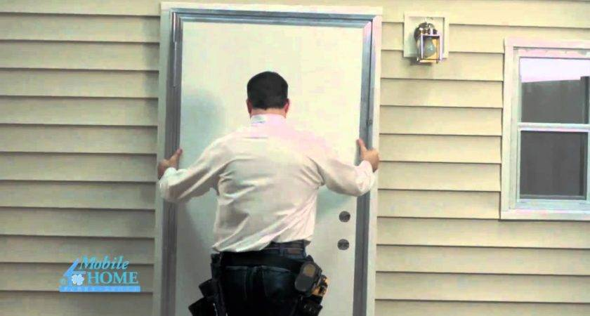 Diy Out Swing Exterior Door Mobile Home Parts Store