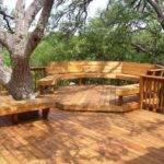 Diy Outdoor Bench Storage Cushion Back