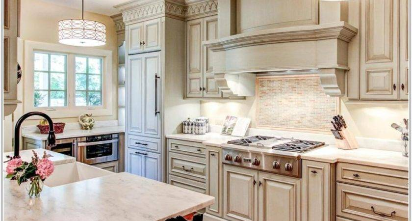 Diy Painting Kitchen Cabinets Ideas Cabinet Home