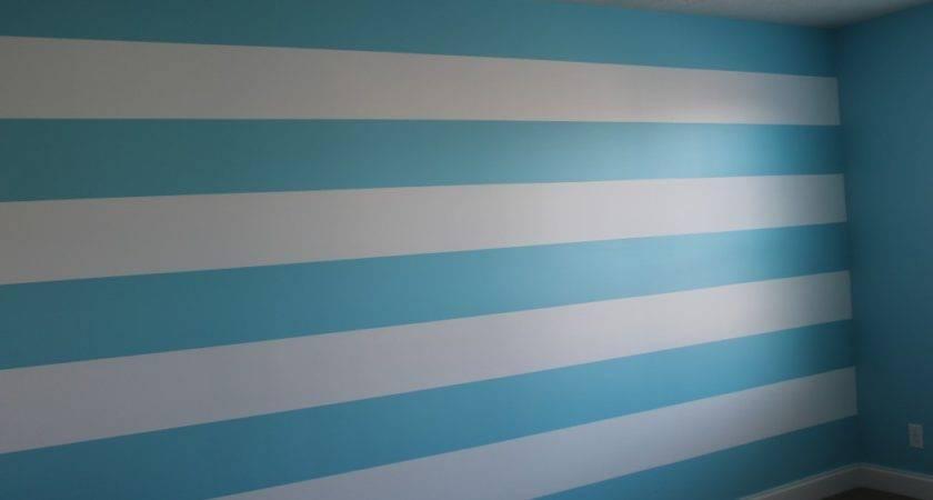 Diy Painting Stripes Walls Frugal Fanatic