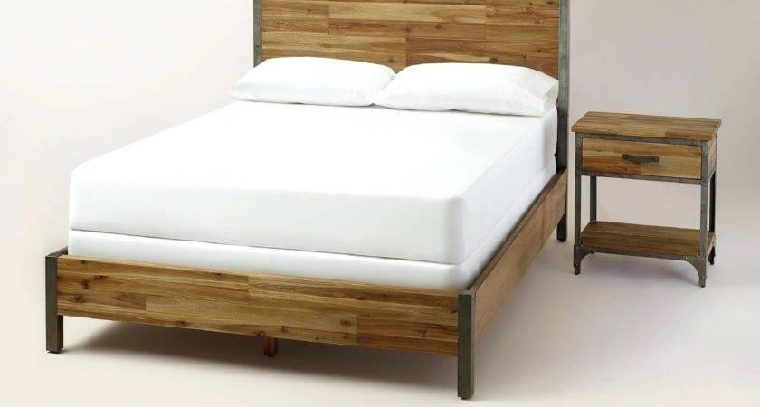 Diy Pallet Bedframe Storage Gomy Bedding