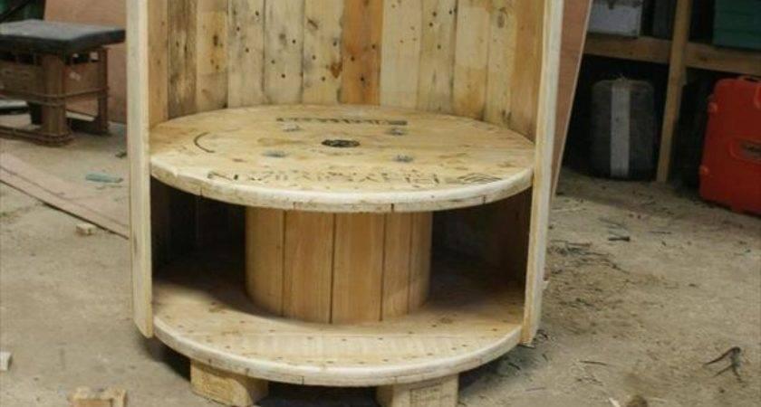 Diy Pallet Chair Ideas Furniture Plans