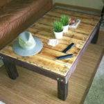 Diy Pallet Coffee Tables Guide Patterns
