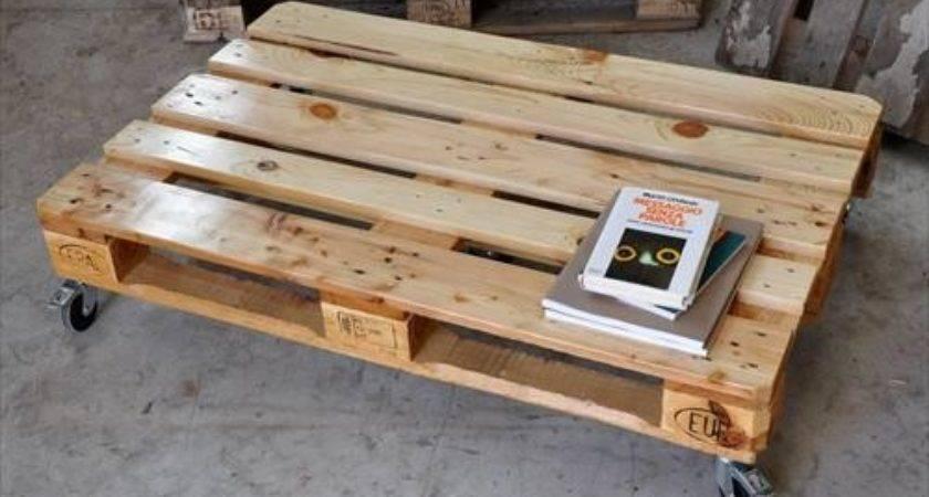 Diy Pallet Furniture Ideas Pallets Designs