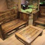 Diy Pallet Furniture Living Room