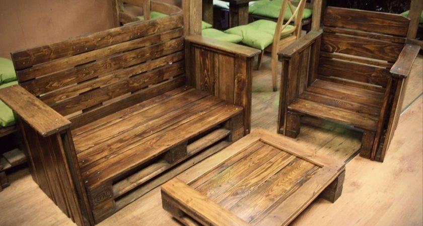 Diy Pallet Furniture Living Room