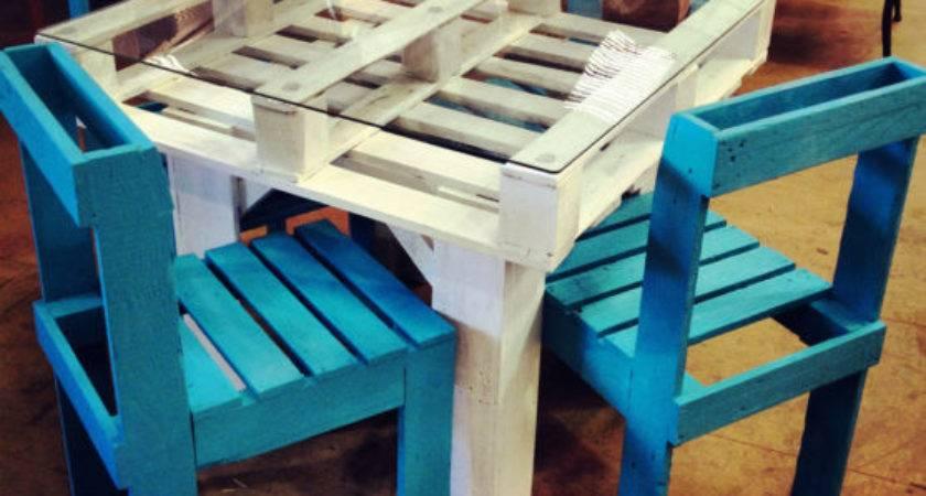 Diy Pallet Furniture Tutorials Green Living Guide