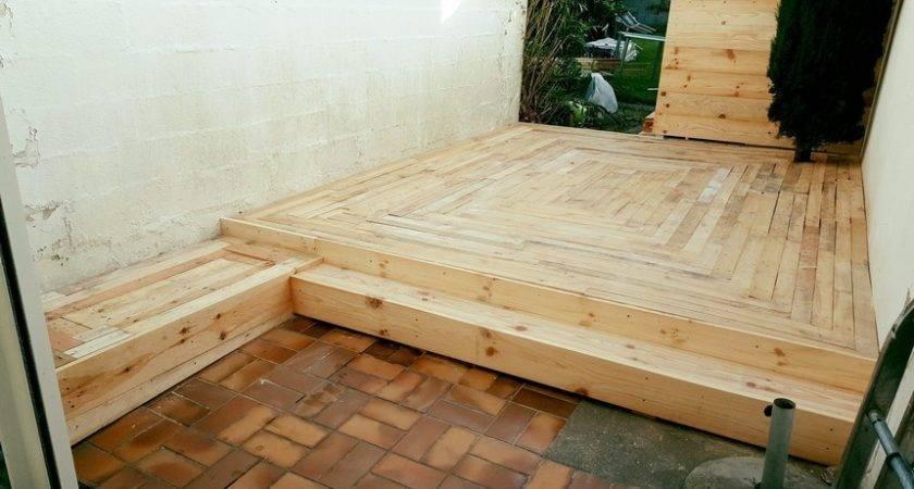 Diy Pallet Outdoor Flooring Ideas Recycled