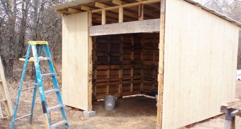 Diy Pallet Shed Owner Builder Network