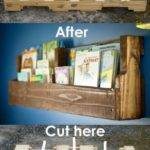 Diy Pallet Shelves Photos