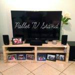 Diy Pallet Stand Simply