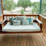 Diy Pallet Swing Bed Hometalk