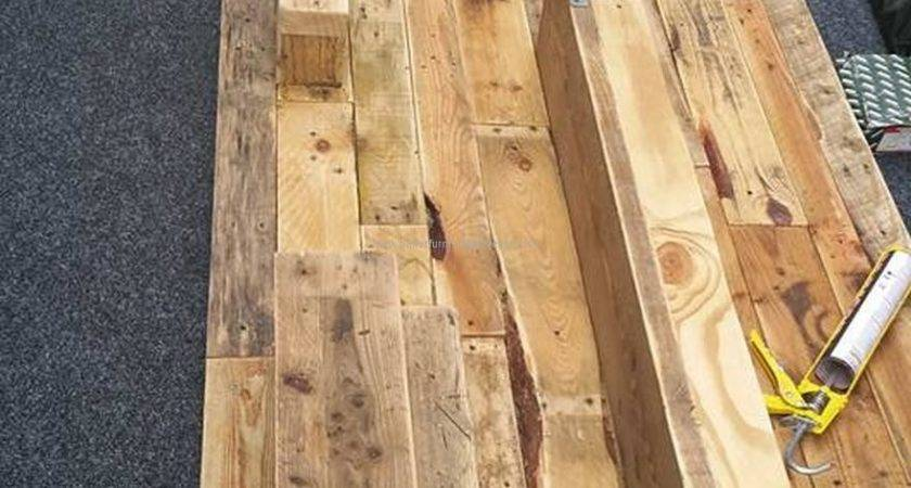 Diy Pallet Wall Art Furniture Projects