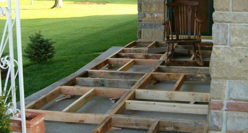 Diy Pallet Wood Front Porch Home Design Garden
