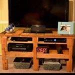 Diy Pallet Wood Stand Furniture Ideas Pallets Designs