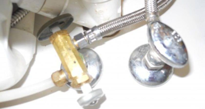 Diy Plumbing Frozen Water Pipes Main Shut Off Valves