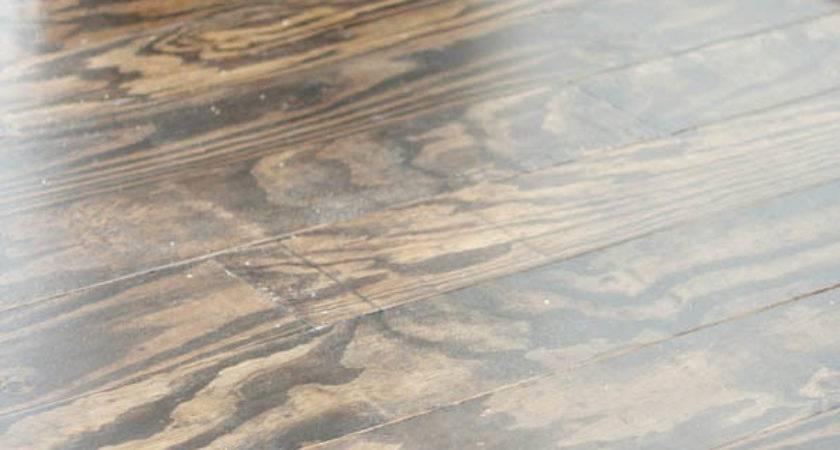 Diy Plywood Floors Remodelando Casa
