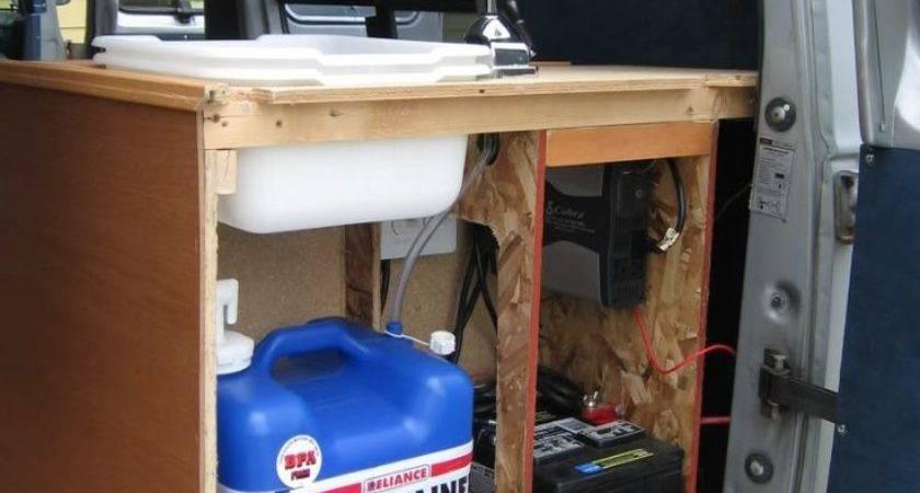 Diy Project Camper Vans Expedition Portal
