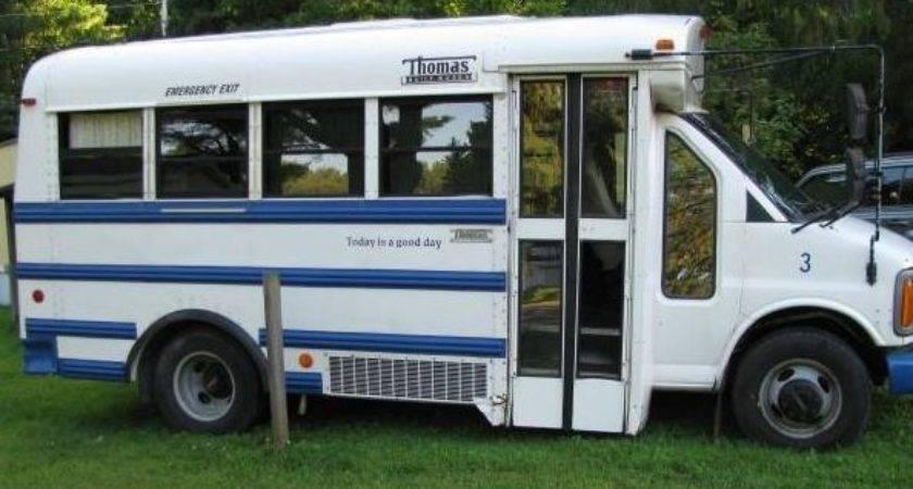 Diy School Bus Conversion Motorhome Sale