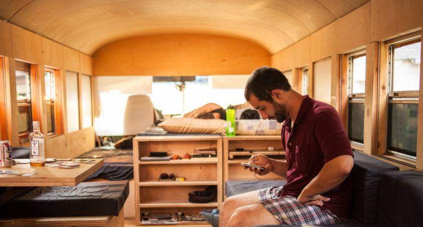 Diy School Bus Mobile Home Supercompressor