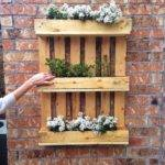 Diy Shipping Pallet Garden Ideas Idea