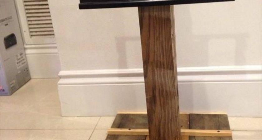 Diy Simple Pallet Stand Furniture Plans