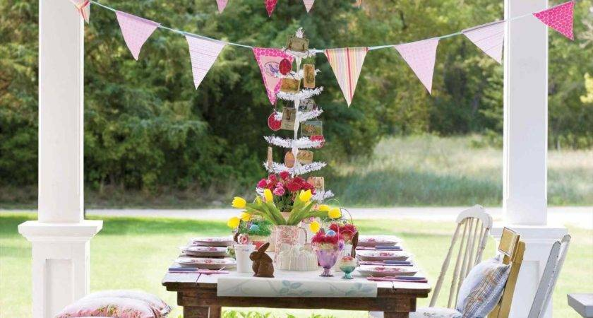 Diy Spring Party Decorating Ideas Home Decor Craft Crafts