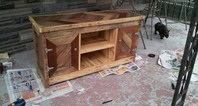 Diy Stands Out Pallet Wood Ideas Tips
