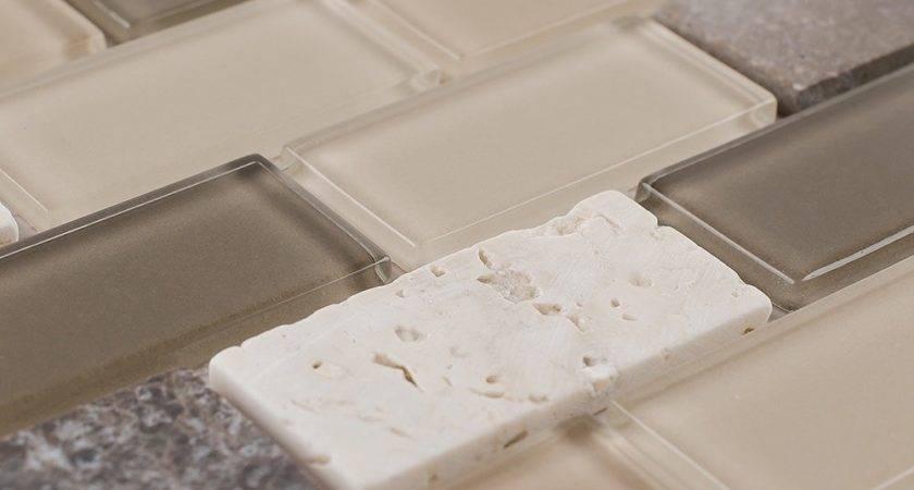 Diy Tile Backsplash Kit Rome Mineral Tiles