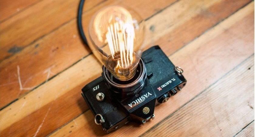 Diy Upcycled Camera Light Deliberatelife