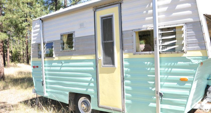 Diy Vintage Trailer Reveal