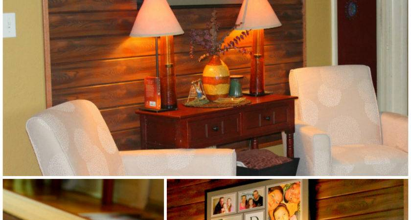 Diy Wall Decor Wood Plank Accent