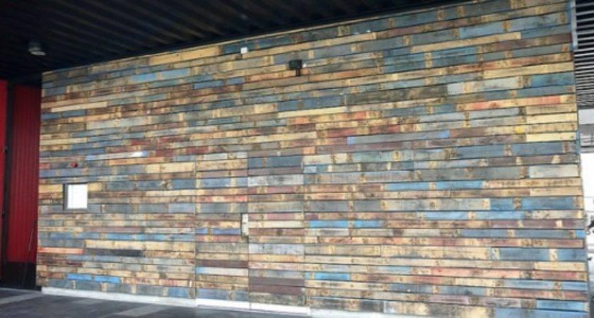 Diy Wood Pallet Accent Wall Doityourself