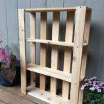 Diy Wood Pallet Shelf Ideas