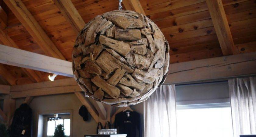 Diy Wooden Orb Chandelier Design Ideas Emerson