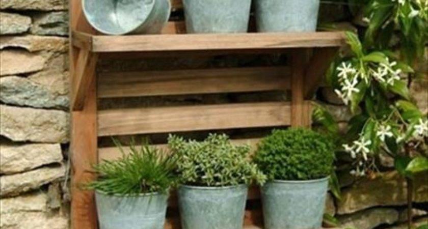 Diy Wooden Pallet Shelves Pallets Designs