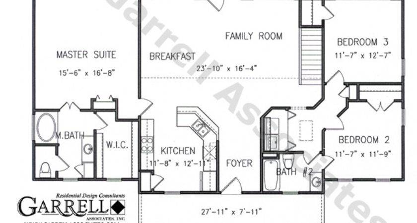 Dogwood House Plan Active Adult Plans