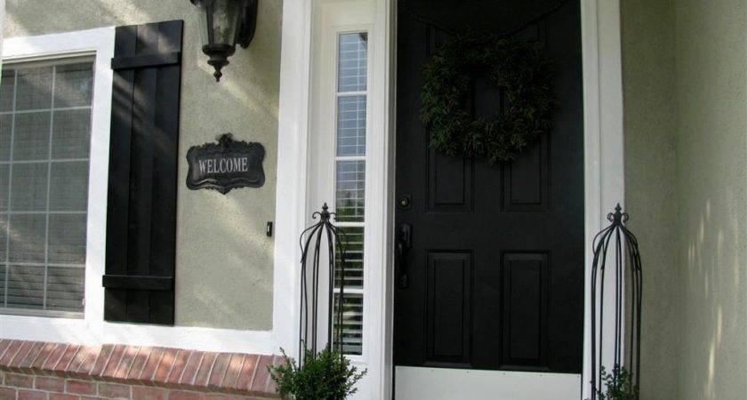 Door Trim Designs Exterior