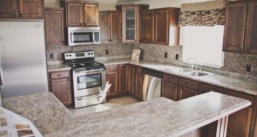 Dorado Mobile Homes Deer Valley Doublewide Home Kitchen