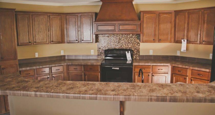 Dorado Mobile Homes Platinum Doublewide Home Kitchen