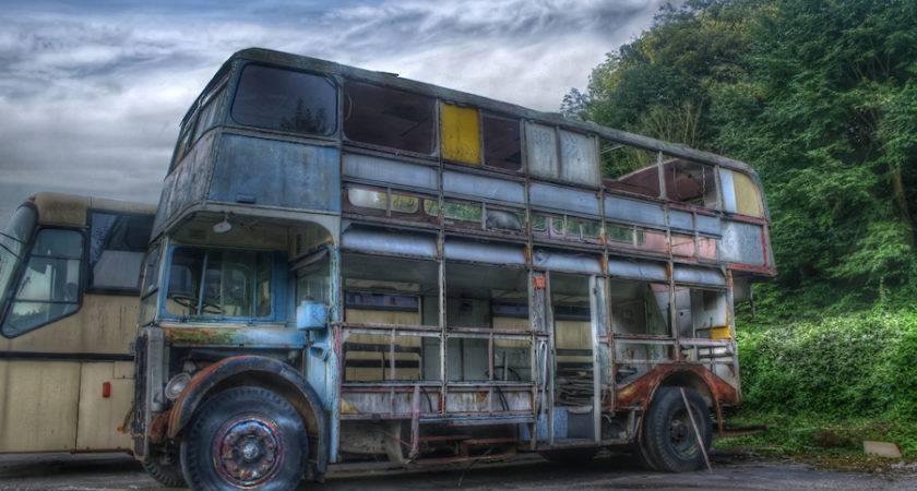 Double Decker Bus Conversions