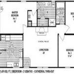 Double Wide Mobile Home Floor Plans Bestofhouse