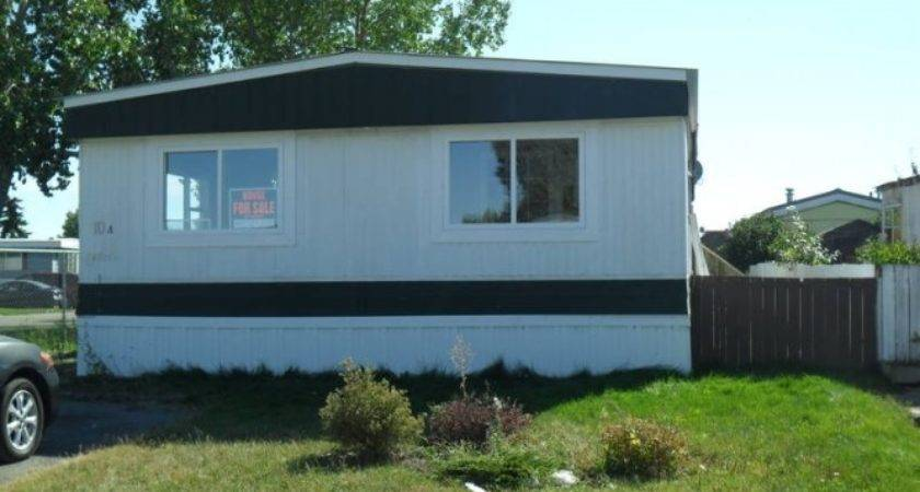 Double Wide Mobile Home Moved Alberta Homes