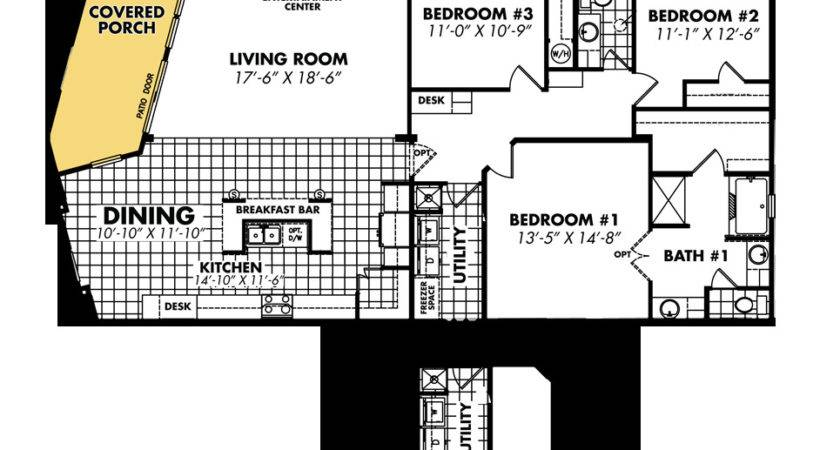 Double Wide Mobile Homes Floor Plans Home Design