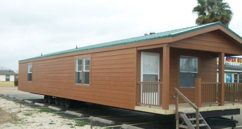 Double Wide Mobile Homes Single Home