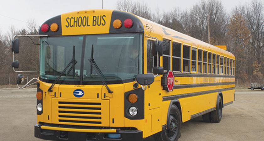 Dowagiac School District Purchases New Bus Leader
