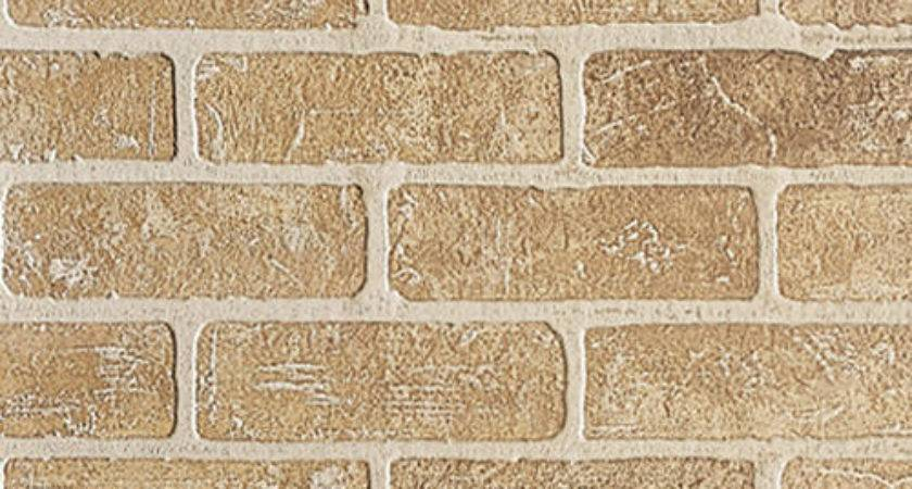 Dpi Earth Stones Brookline Brick Hardboard Wall Panel