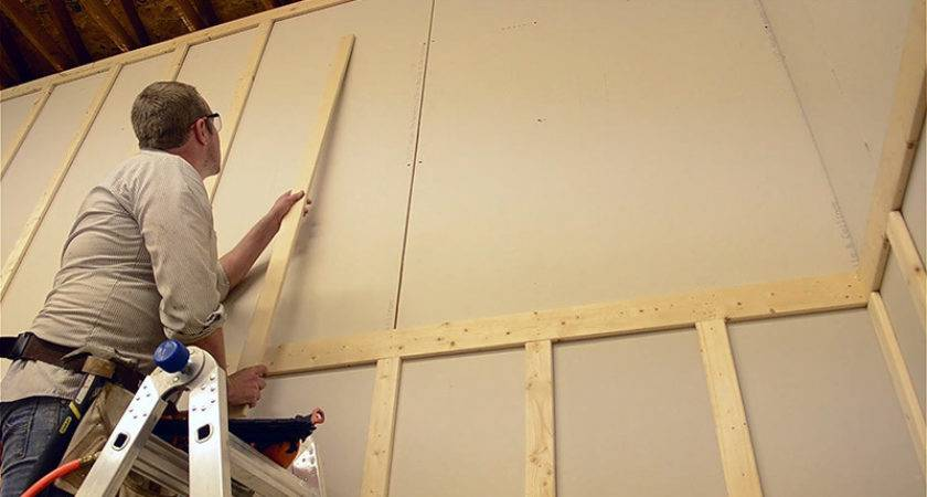 Dream Woodworking Workshop Part Wood Shop
