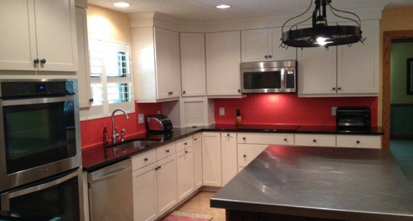 Dreambuilder Kitchen Remodel Transitional